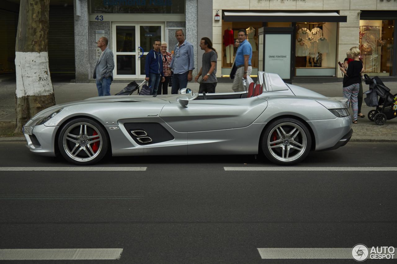 Mercedes benz slr mclaren stirling moss 29 august 2016 for Mercedes benz n