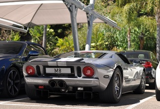 Ford GT 600RE