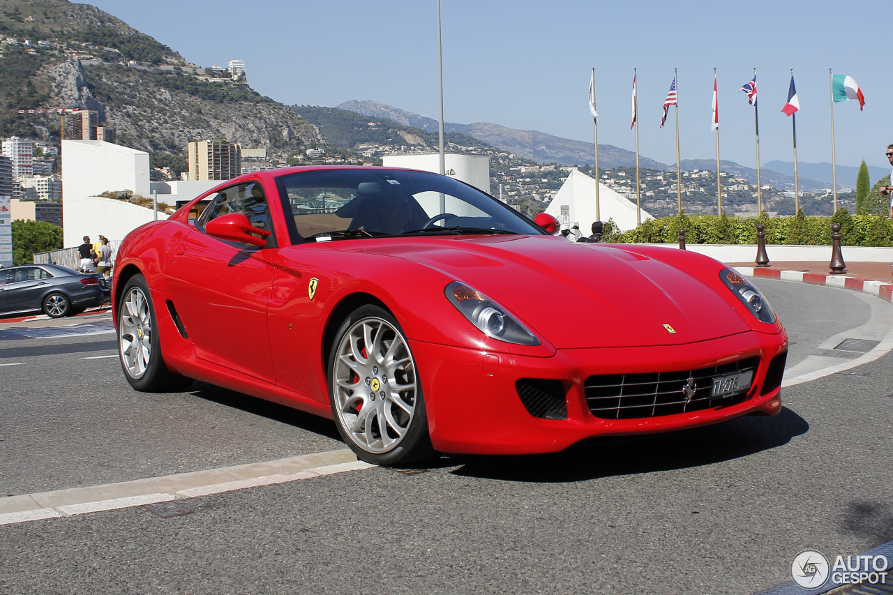 ferrari 599 gtb fiorano 30 august 2016 autogespot. Black Bedroom Furniture Sets. Home Design Ideas