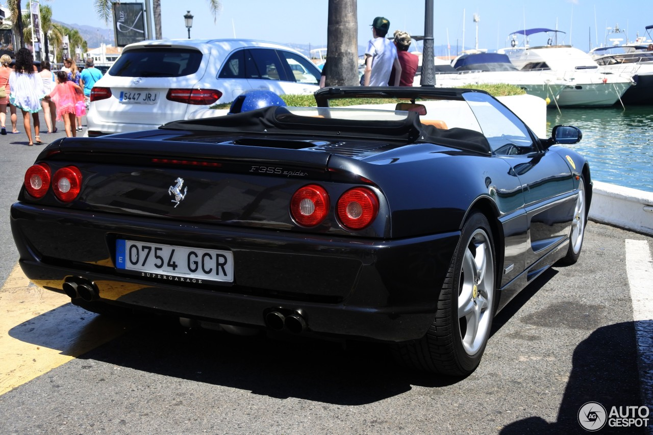 ferrari f355 spider 30 august 2016 autogespot. Black Bedroom Furniture Sets. Home Design Ideas