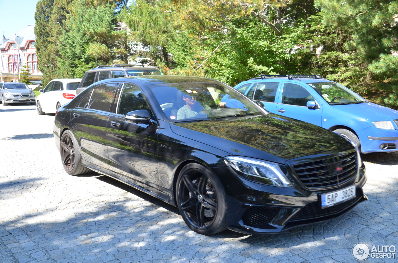 Mercedes benz brabus s b63 650 v222 30 august 2016 for Mercedes benz 650