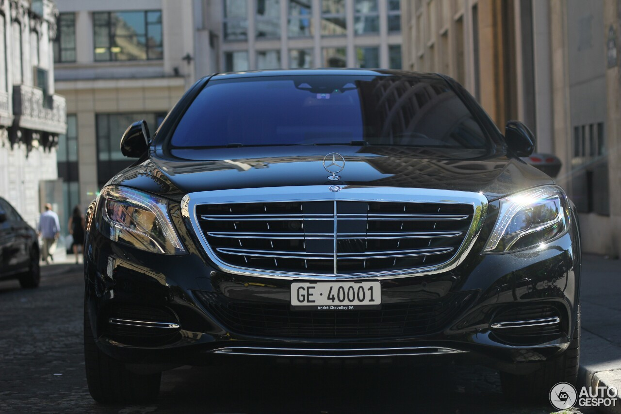 mercedes maybach s600 30 ao t 2016 autogespot. Black Bedroom Furniture Sets. Home Design Ideas