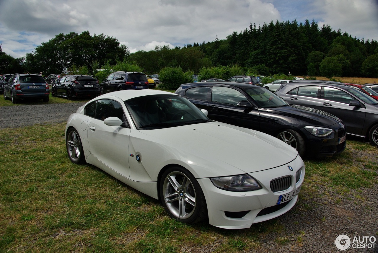 Bmw Z4 M Coup 233 31 August 2016 Autogespot