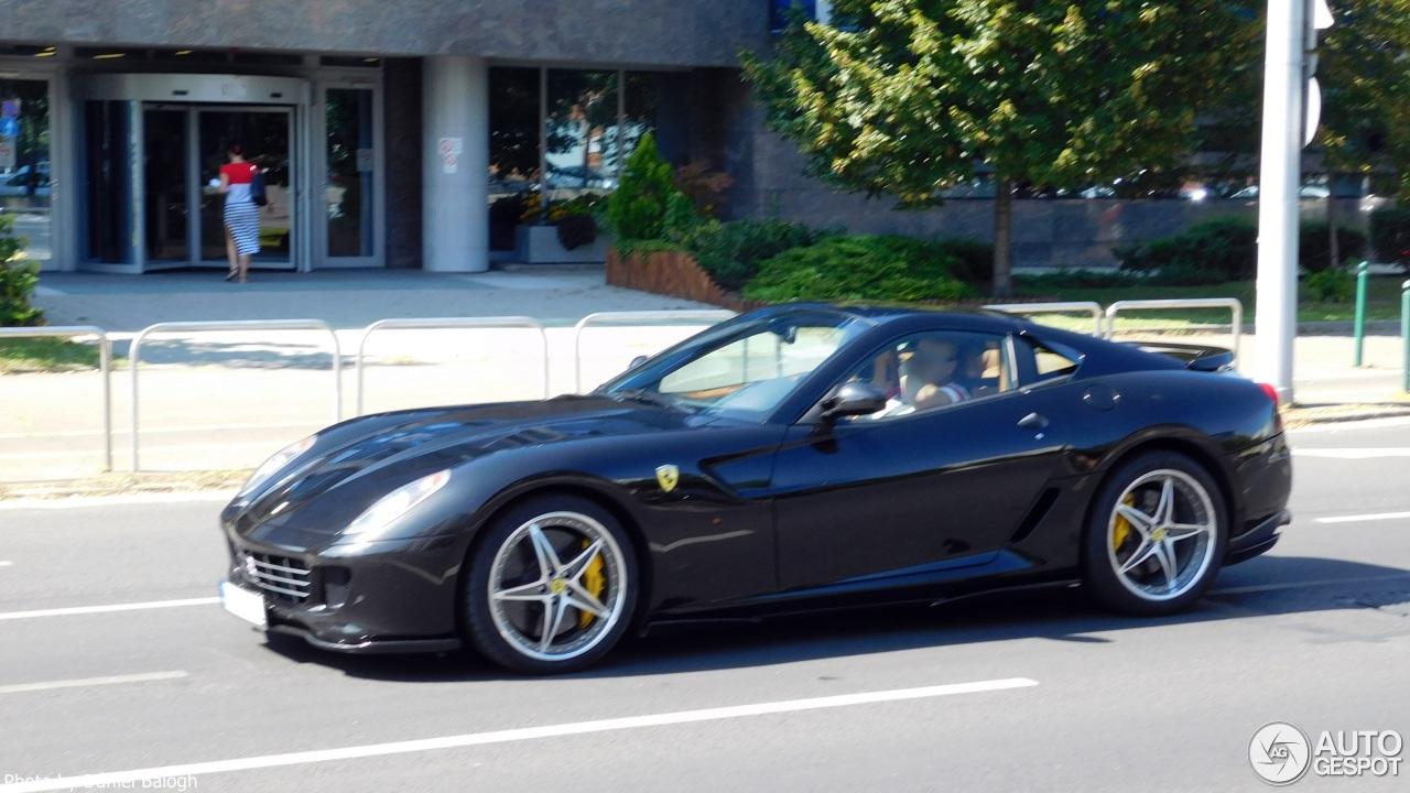 Ferrari 599 gtb fiorano hamann 31 august 2016 autogespot 5 i ferrari 599 gtb fiorano hamann 5 vanachro Images