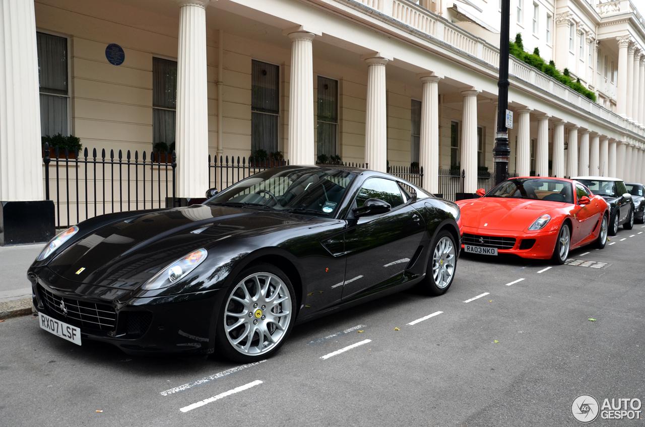 Ferrari 599 GTB Fiorano HGTE  31 August 2016  Autogespot