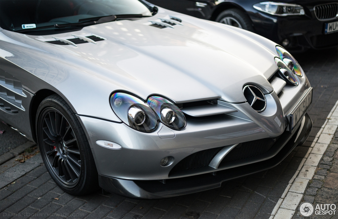 Mercedes benz slr mclaren roadster 722 s 31 august 2016 for Mercedes benz slr mclaren price