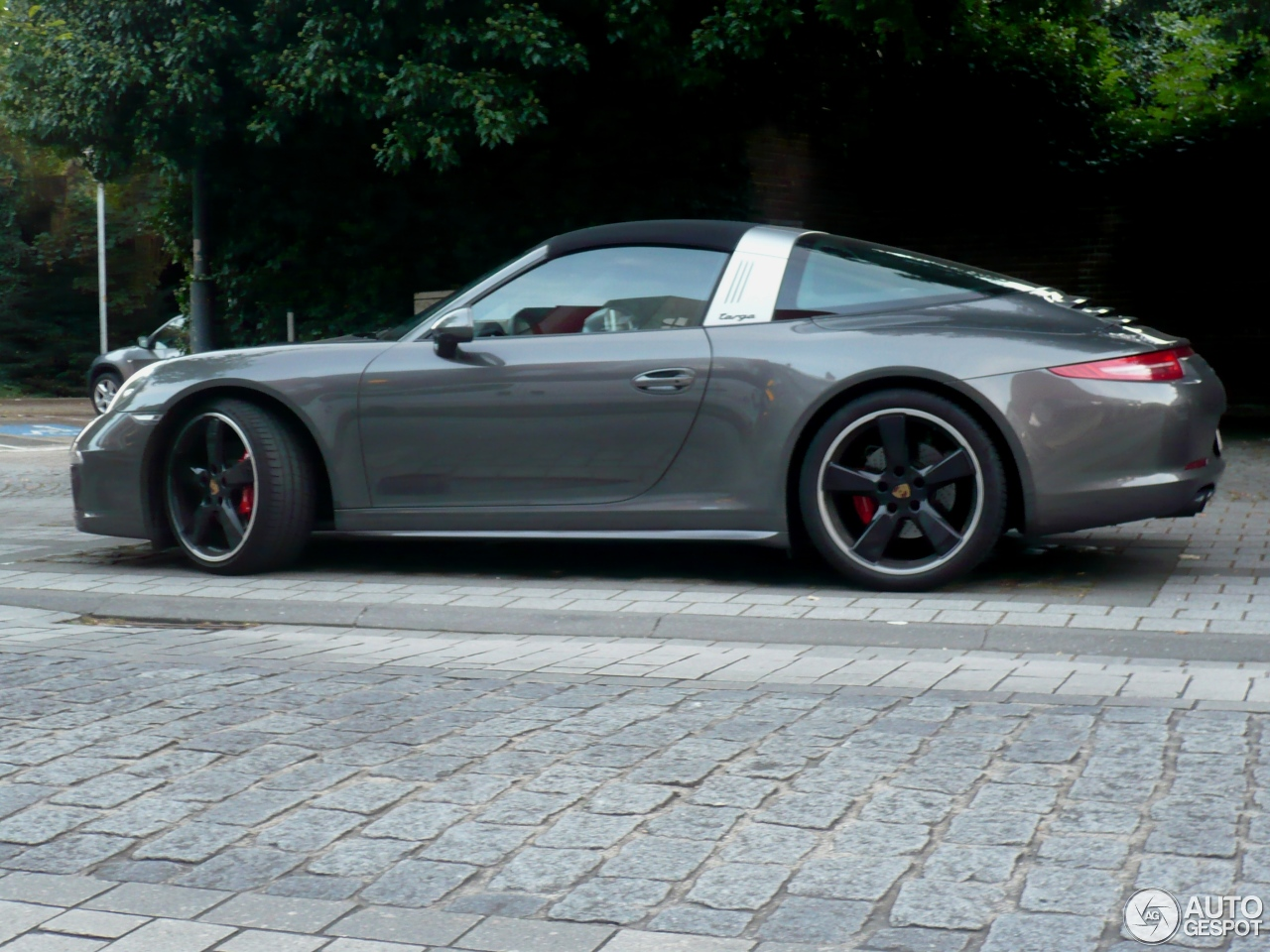 porsche 991 targa 4 gts 1 september 2016 autogespot. Black Bedroom Furniture Sets. Home Design Ideas