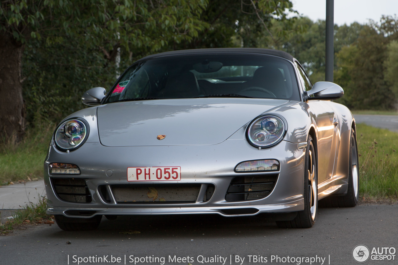 Porsche 997 Speedster 1 September 2016 Autogespot