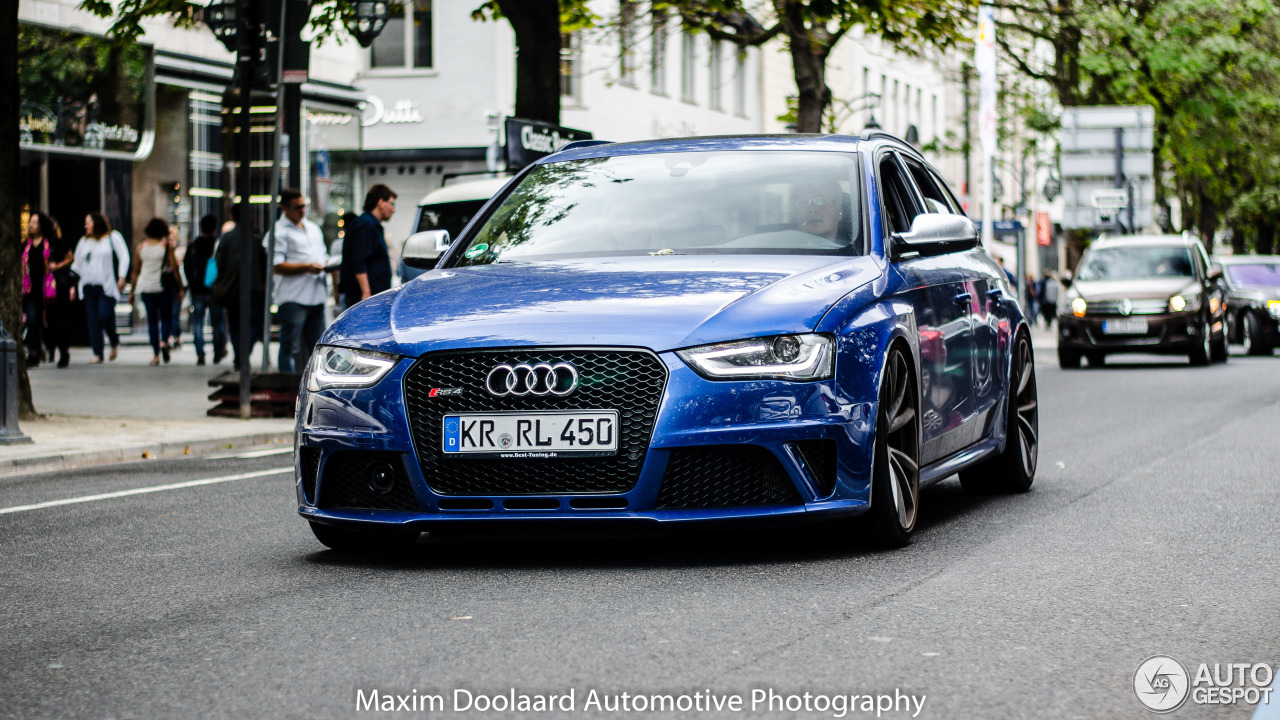 Audi Rs4 Avant B8 2 September 2016 Autogespot