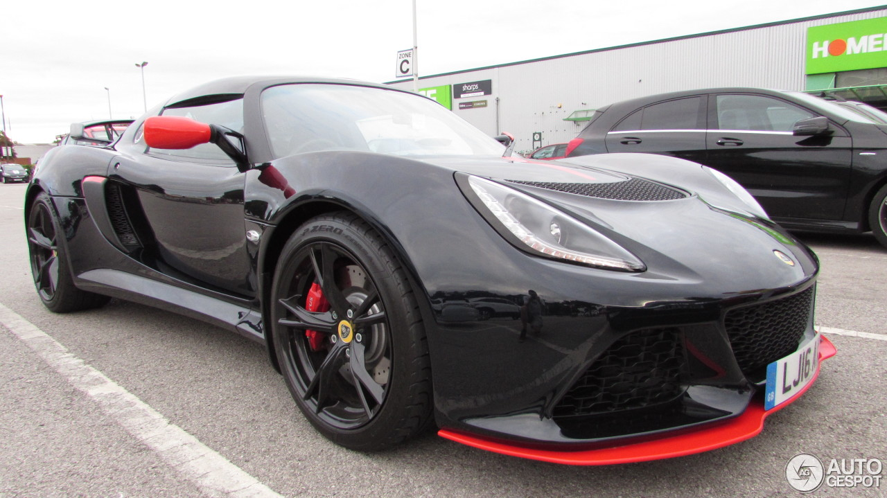 lotus exige s 2012 2 september 2016 autogespot. Black Bedroom Furniture Sets. Home Design Ideas