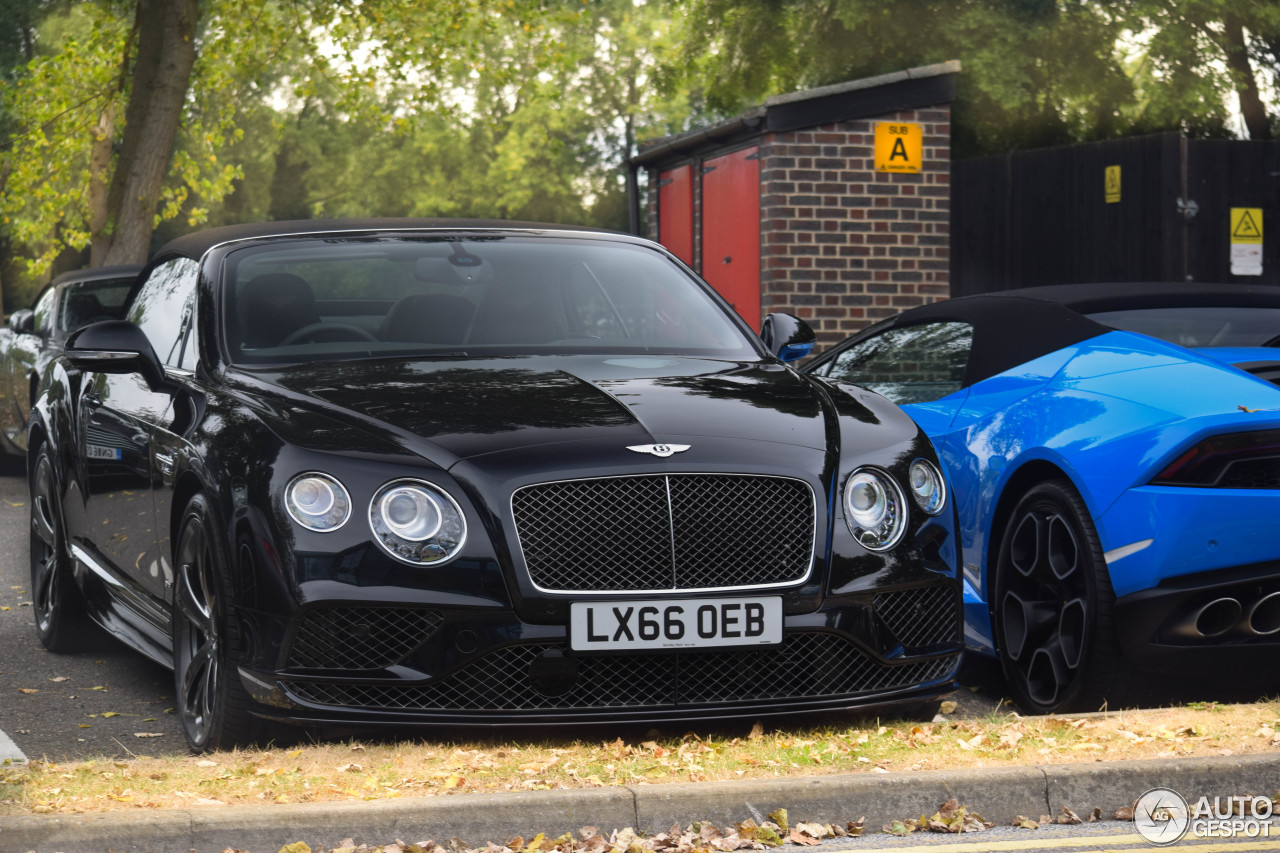 bentley continental gtc 2016 3 september 2016 autogespot. Cars Review. Best American Auto & Cars Review