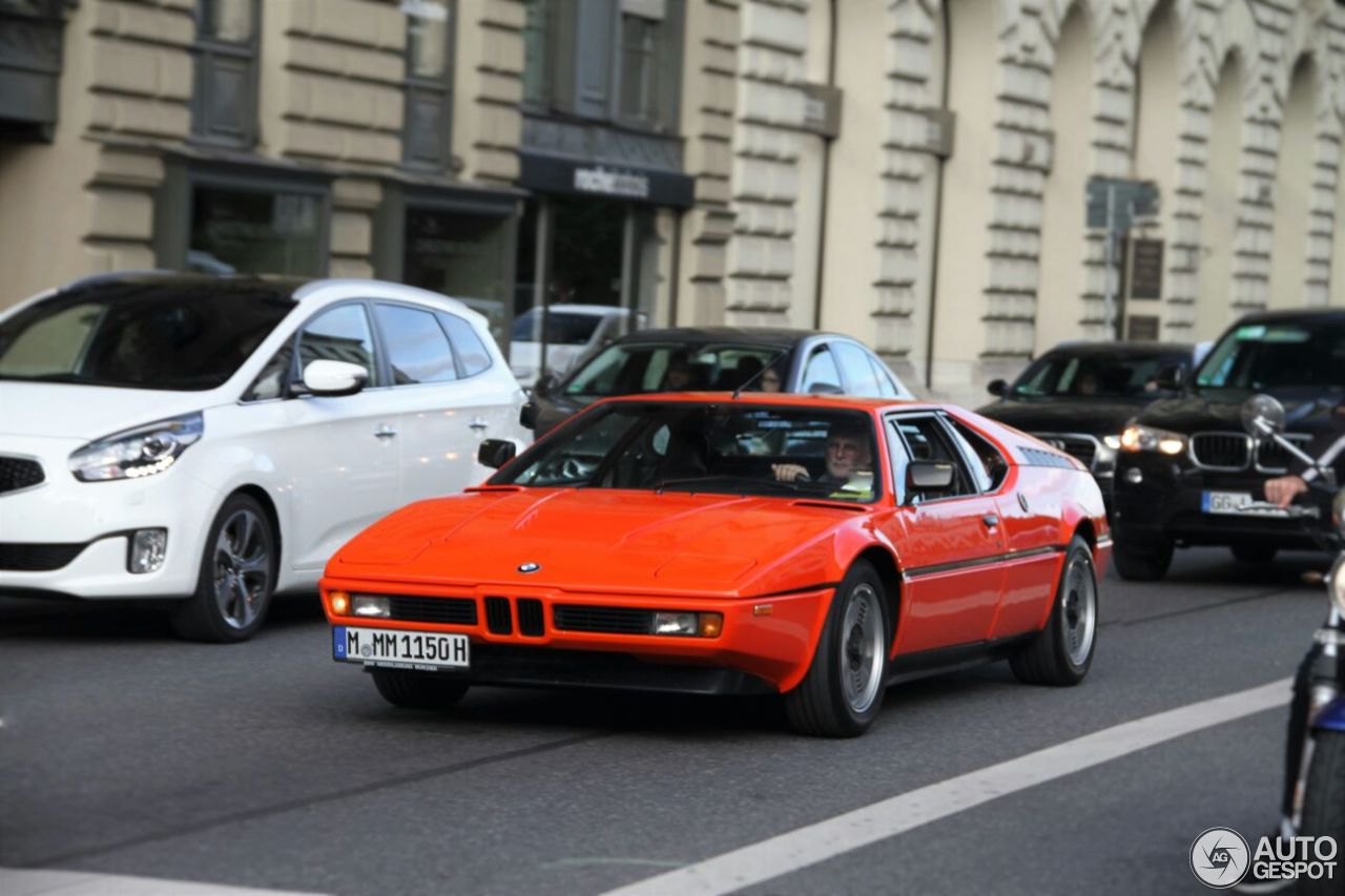 Bmw M1 3 September 2016 Autogespot