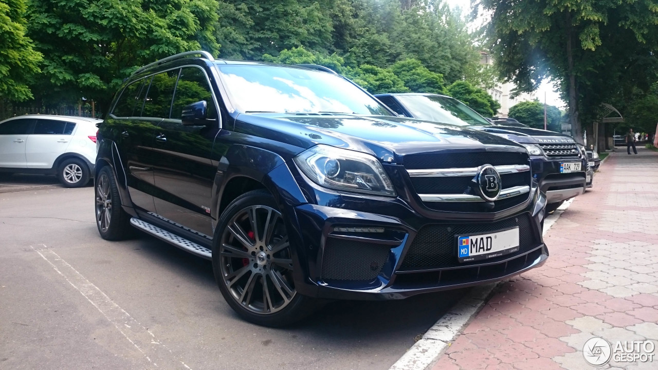 Mercedes benz brabus gl b63s 700 widestar 3 september for Mercedes benz brabus price