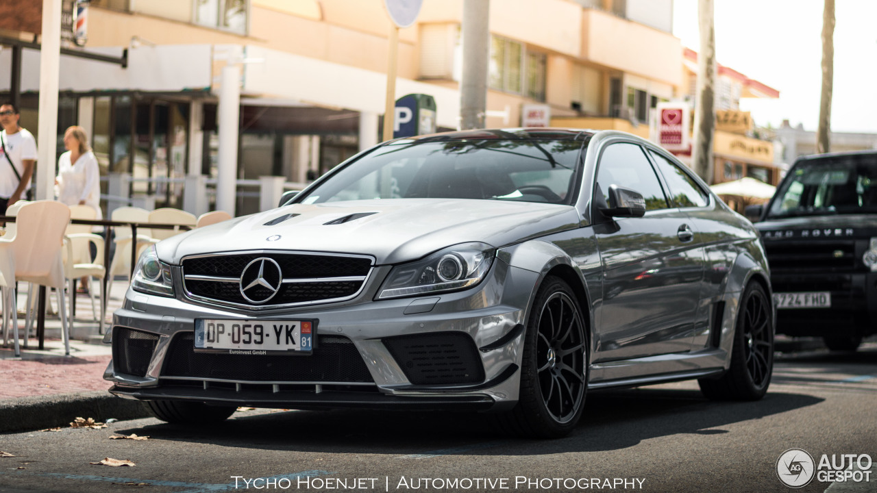 mercedes benz c 63 amg coup black series 3 september 2016 autogespot. Black Bedroom Furniture Sets. Home Design Ideas