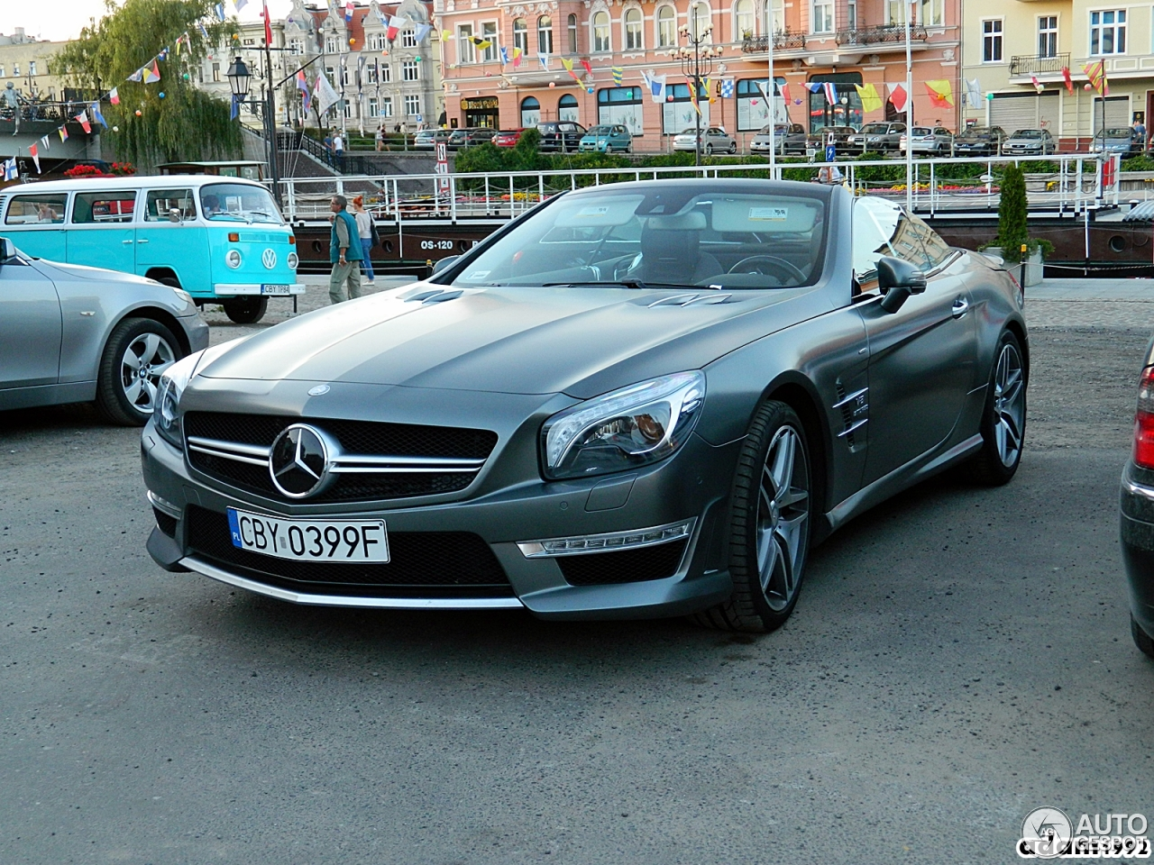 mercedes benz sl 63 amg r231 3 september 2016 autogespot. Black Bedroom Furniture Sets. Home Design Ideas