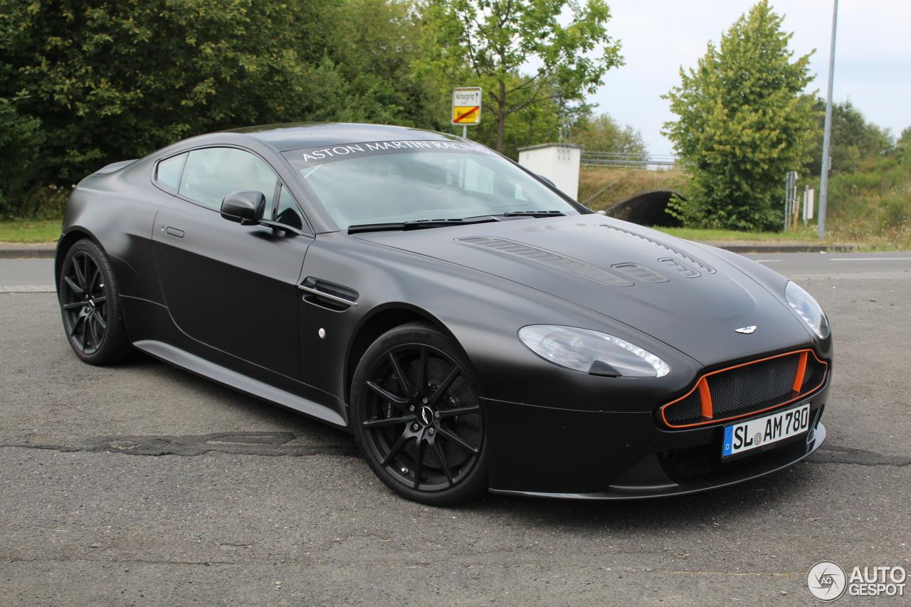Aston Martin V12 Vantage S 4 September 2016 Autogespot