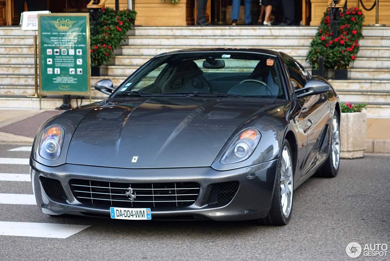 Ferrari 599 gtb fiorano 4 september 2016 autogespot 1 i ferrari 599 gtb fiorano 1 vanachro Image collections
