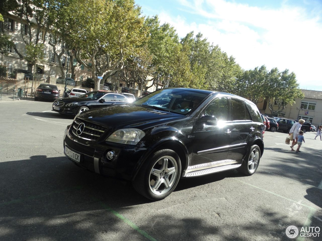 Mercedes benz ml 63 amg w164 4 september 2016 autogespot for Mercedes benz westminster colorado