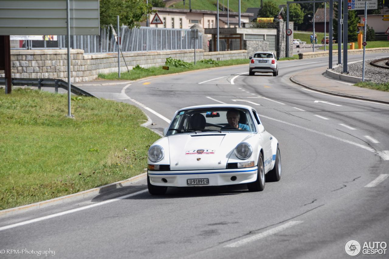 2010 Porsche 911 Carrera RS photo - 1