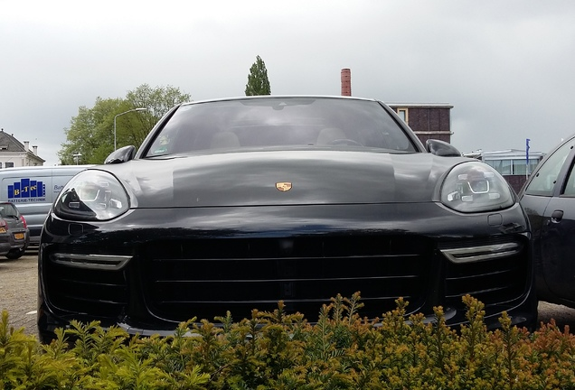 Porsche 958 Cayenne Turbo S MkII