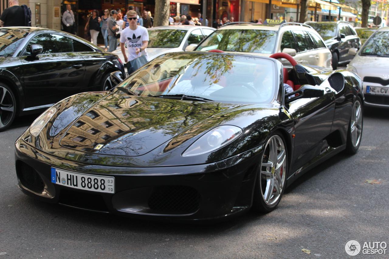 Ferrari F430 Spider 5 September 2016 Autogespot