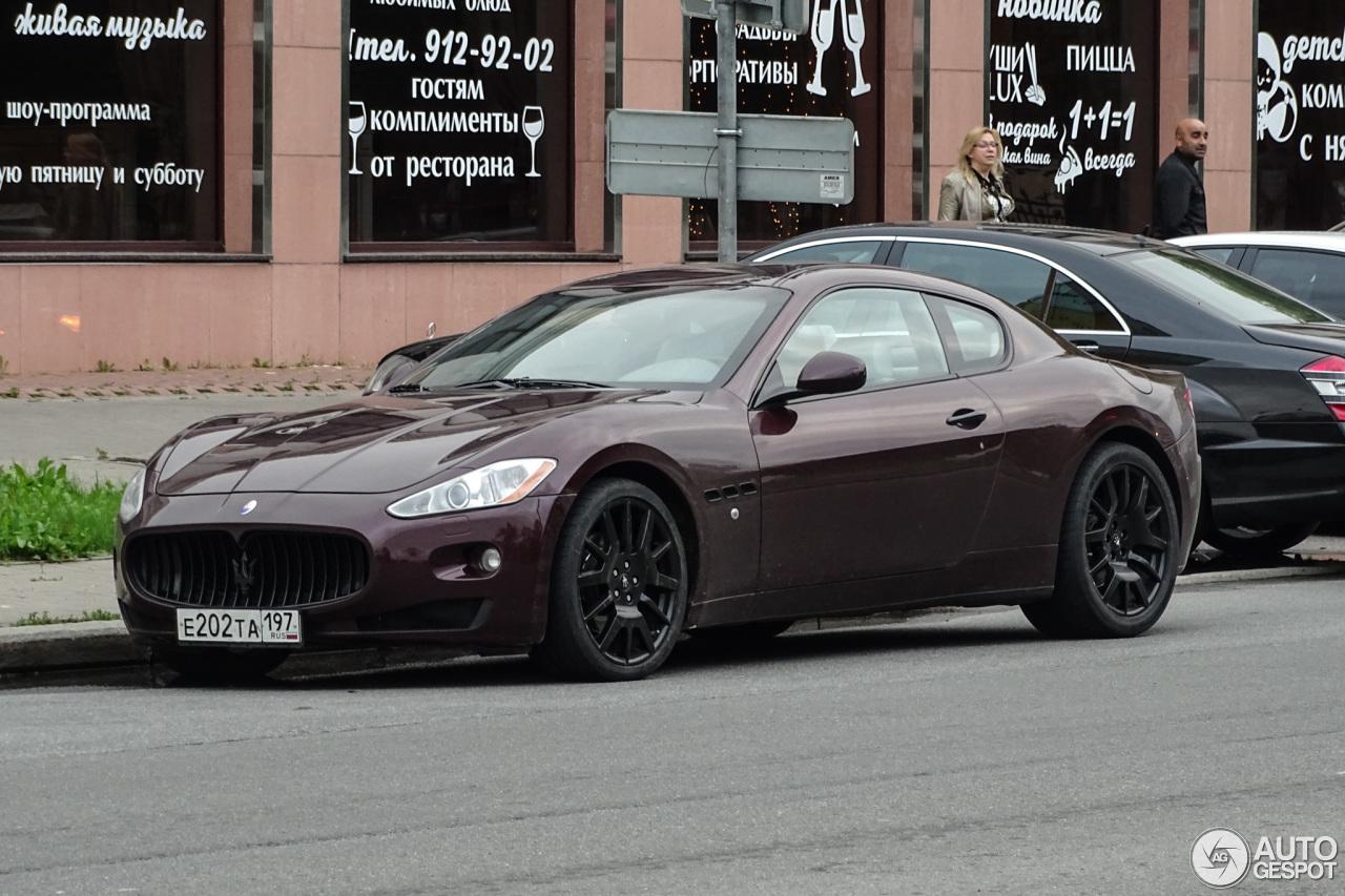 Maserati Granturismo 5 September 2016 Autogespot