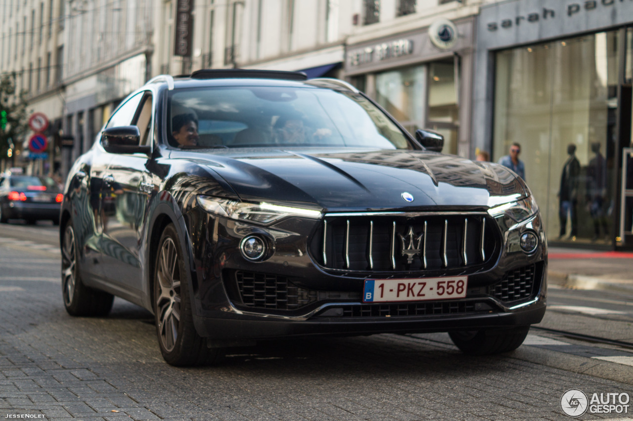 maserati levante s 5 september 2016 autogespot. Black Bedroom Furniture Sets. Home Design Ideas