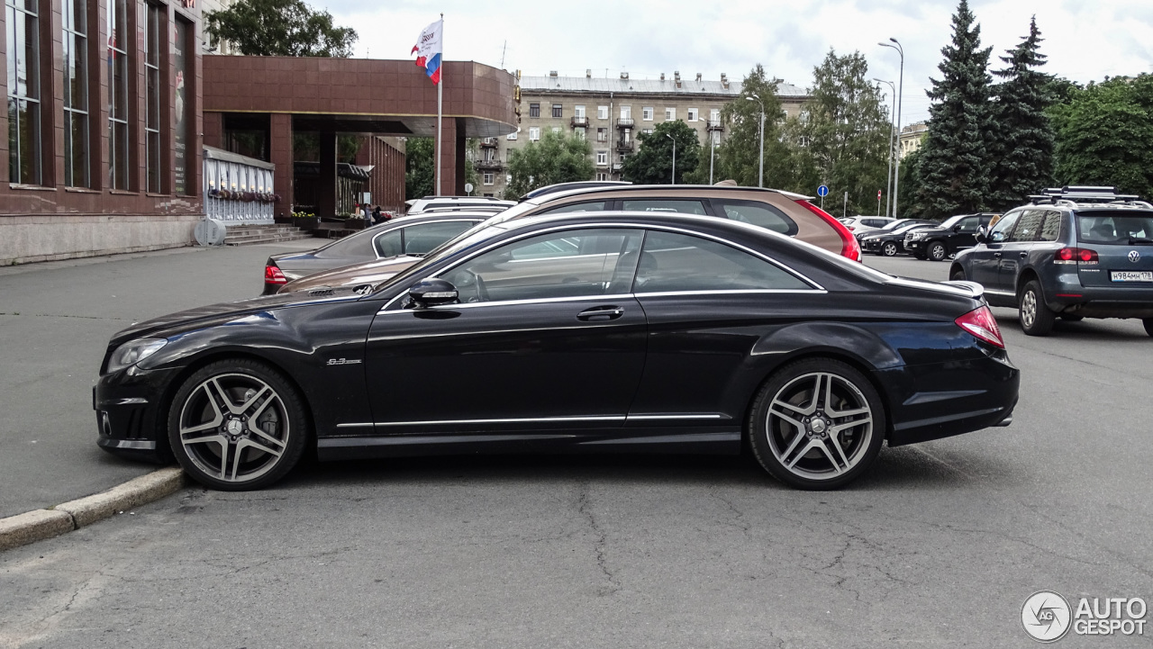 Mercedes benz cl 63 amg c216 5 september 2016 autogespot for Mercedes benz cl 63 amg price
