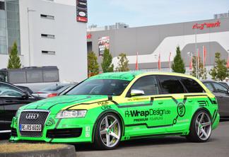 Audi S6 Avant MTM