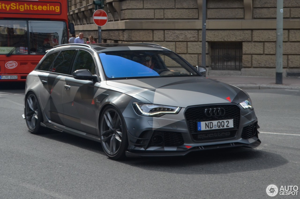 Audi Abt Rs6 Avant C7 6 September 2016 Autogespot
