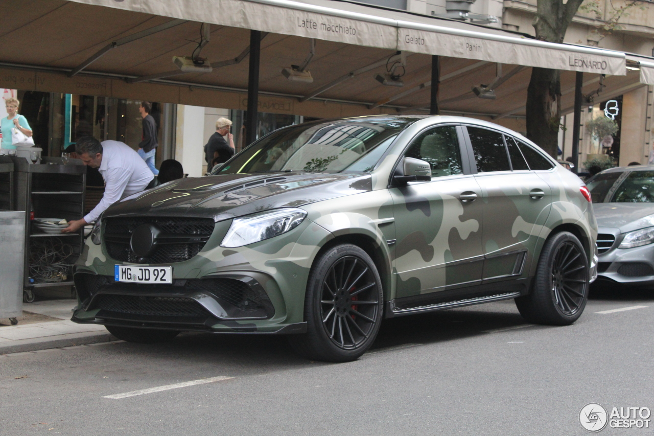 Mercedes Amg Mansory Gle 63 S Coupe 6 September 2016 Autogespot