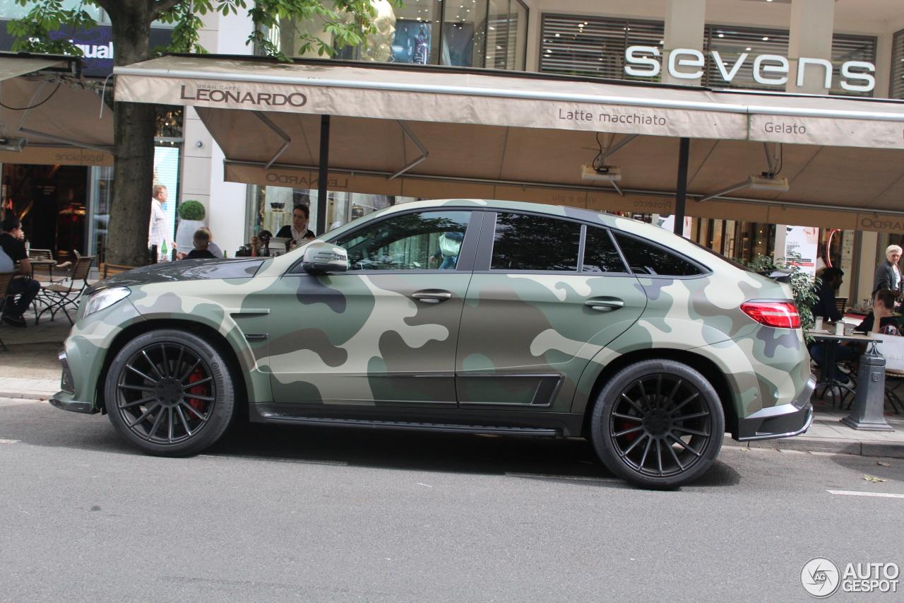 Mercedes Amg C Camouflage