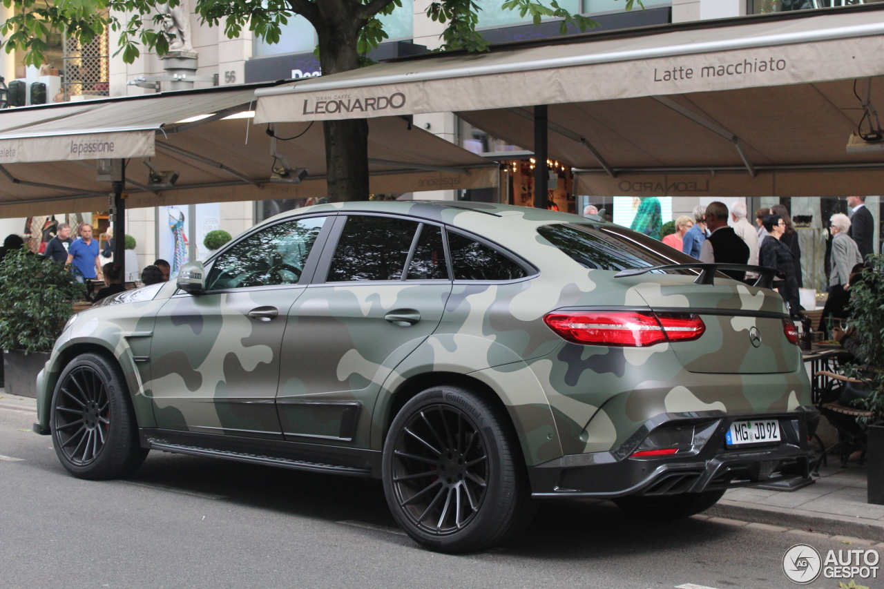 mercedes amg mansory gle 63 s coupe 6 september 2016 autogespot. Black Bedroom Furniture Sets. Home Design Ideas