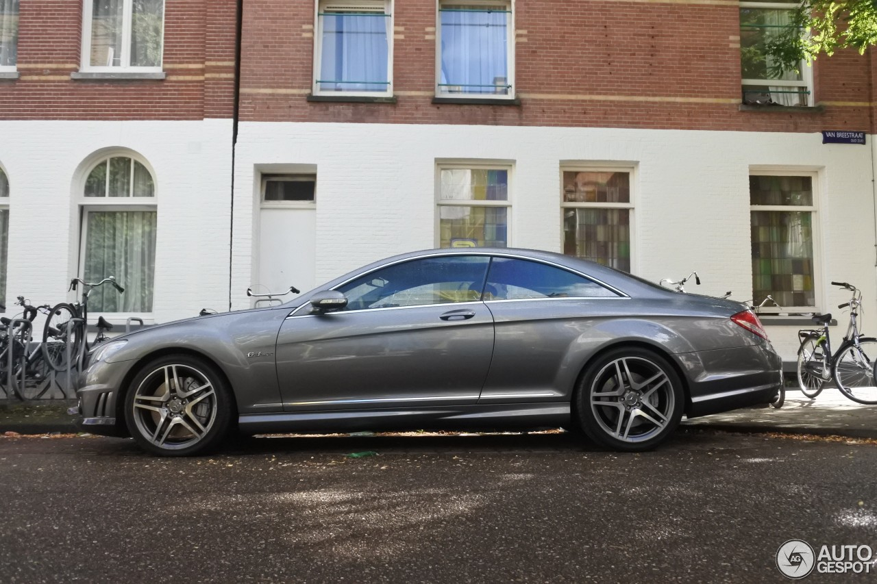 Mercedes benz cl 63 amg c216 6 september 2016 autogespot for Mercedes benz cl 63 amg price