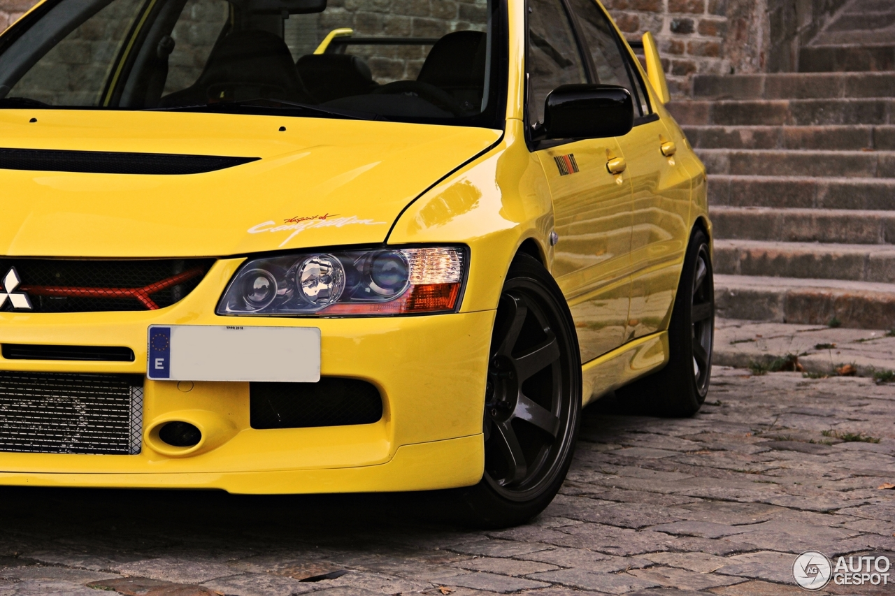 Mitsubishi Lancer Evolution Ix Mr 6 September 2016