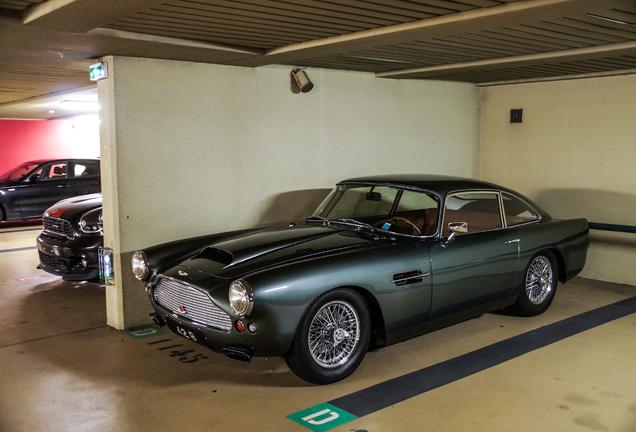 Aston Martin DB4 Lightweight
