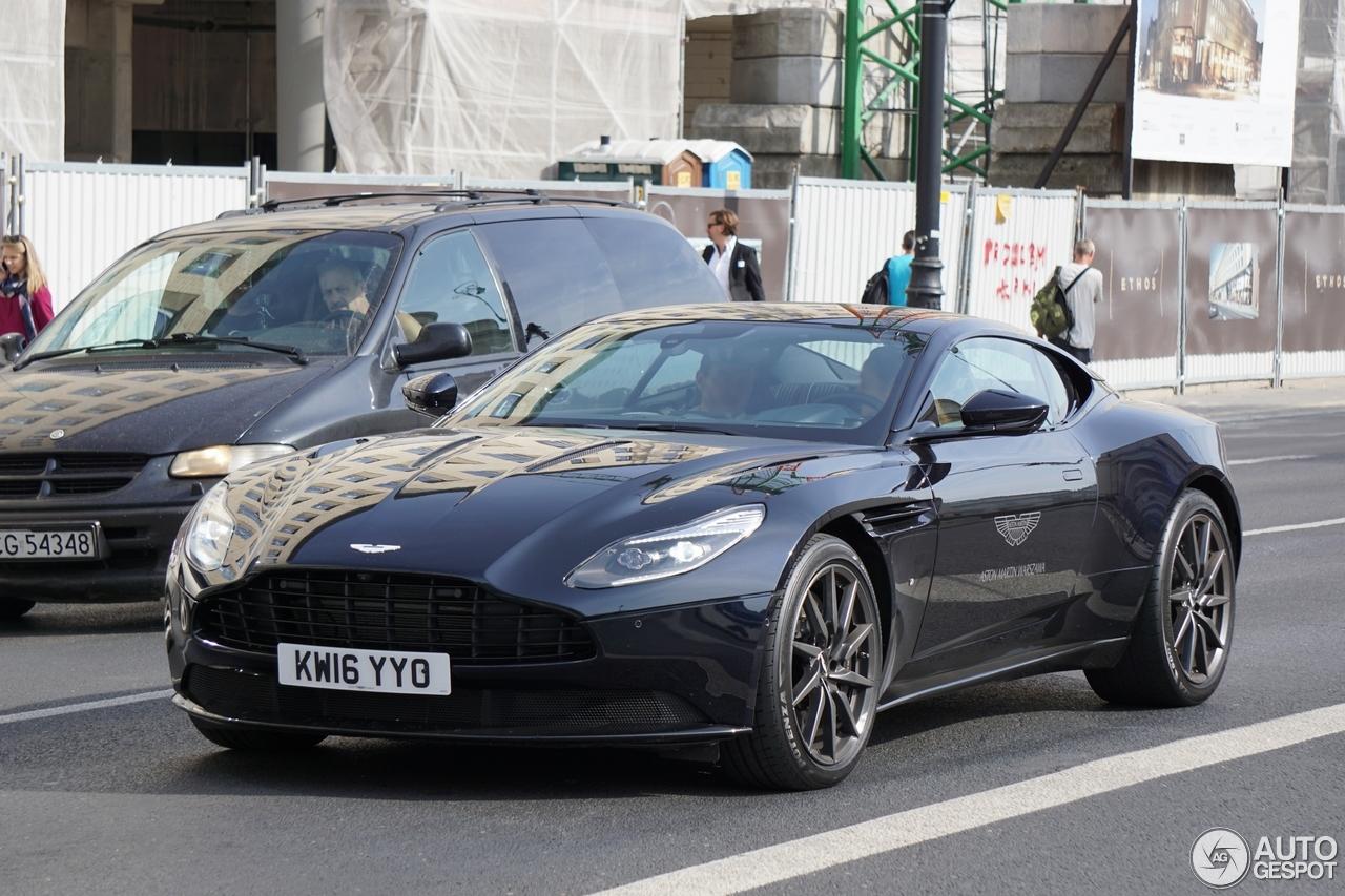 Aston Martin Db11 7 September 2016 Autogespot