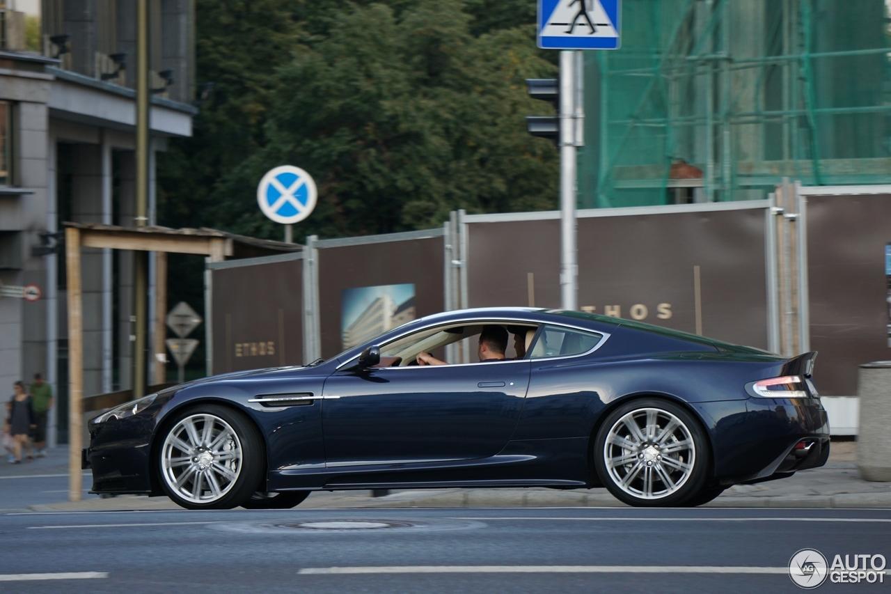 Aston Martin DBS - 7 September 2016 - Autogespot