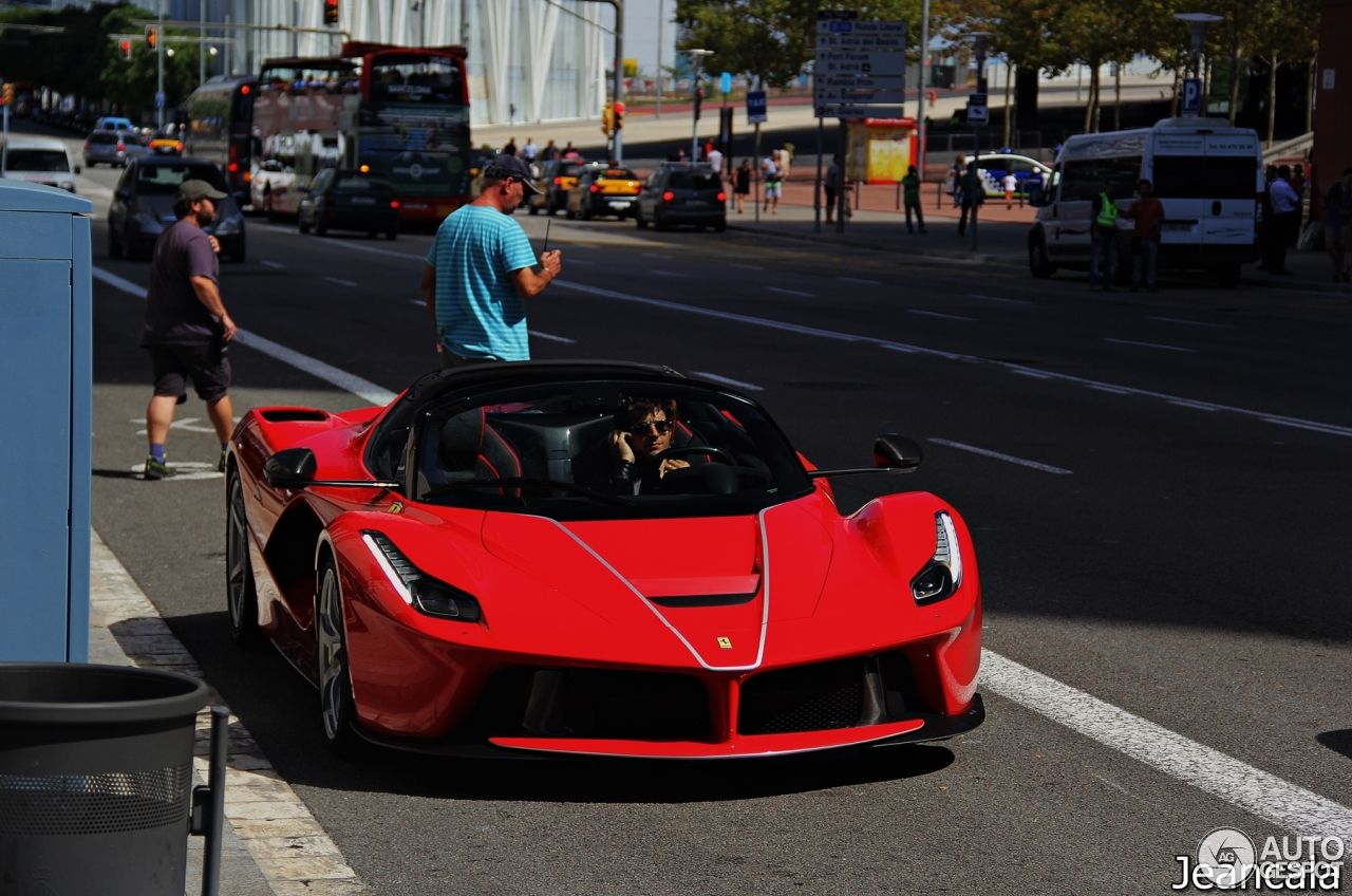 Ferrari Laferrari Aperta 7 September 2016 Autogespot