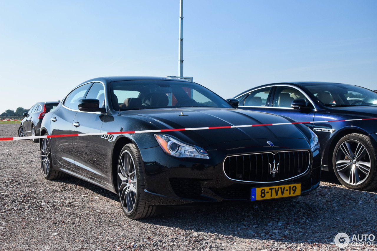 maserati quattroporte gts 2013 7 september 2016 autogespot. Black Bedroom Furniture Sets. Home Design Ideas