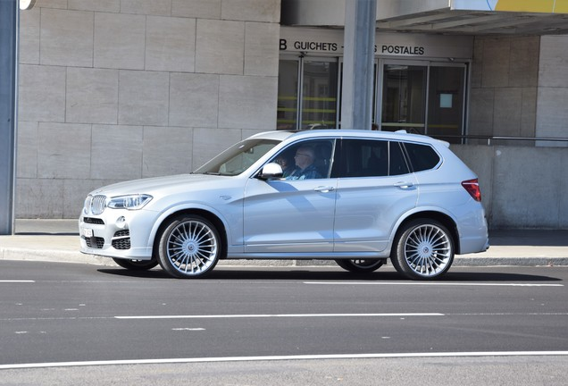 Alpina XD3 Biturbo 2015
