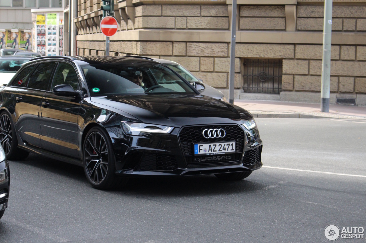 audi rs6 avant c7 2015 8 september 2016 autogespot. Black Bedroom Furniture Sets. Home Design Ideas