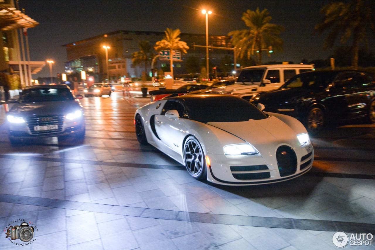 bugatti veyron 16 4 grand sport vitesse l 39 orque blanc 8. Black Bedroom Furniture Sets. Home Design Ideas