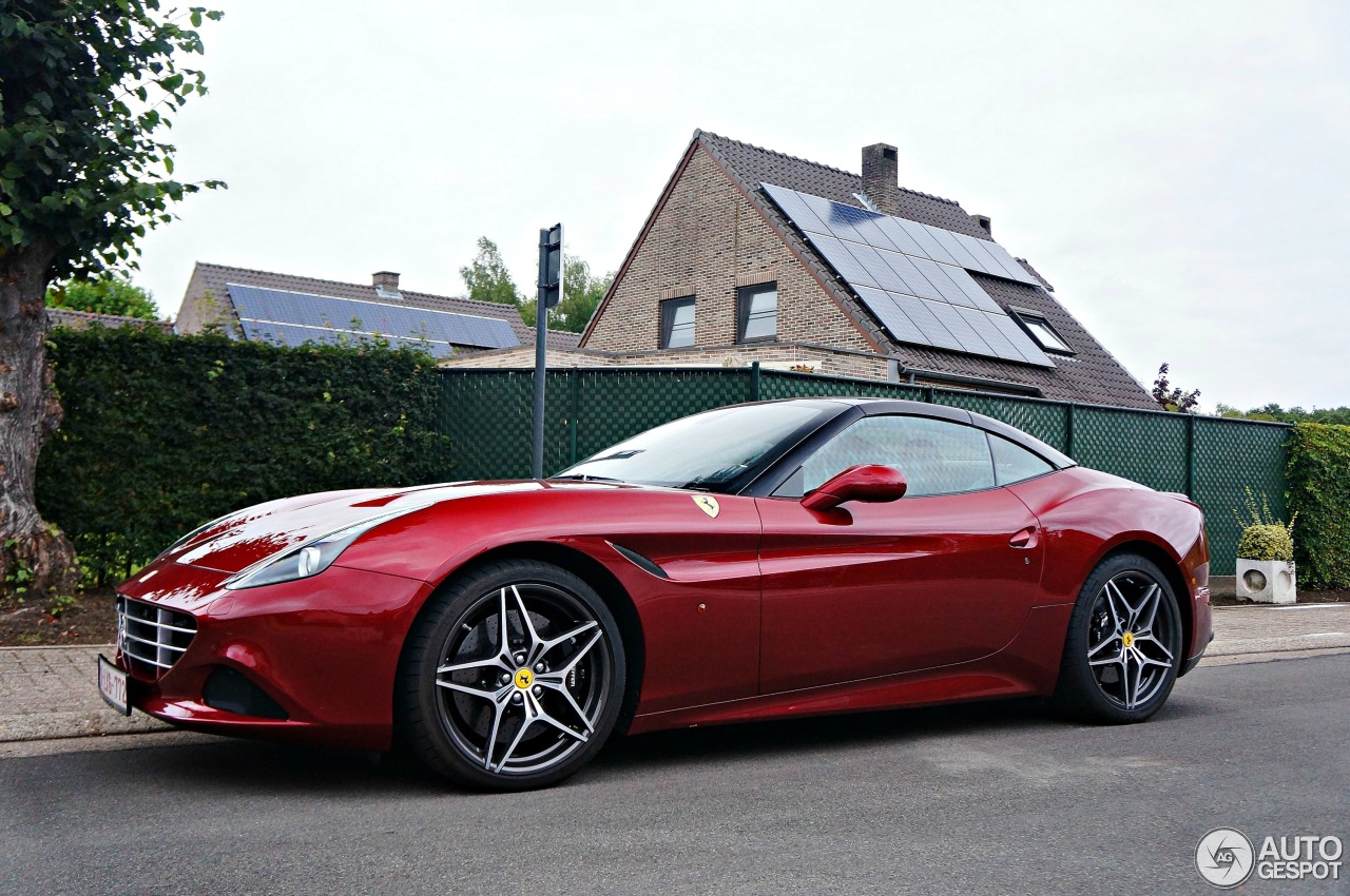 ferrari california t 8 september 2016 autogespot. Black Bedroom Furniture Sets. Home Design Ideas