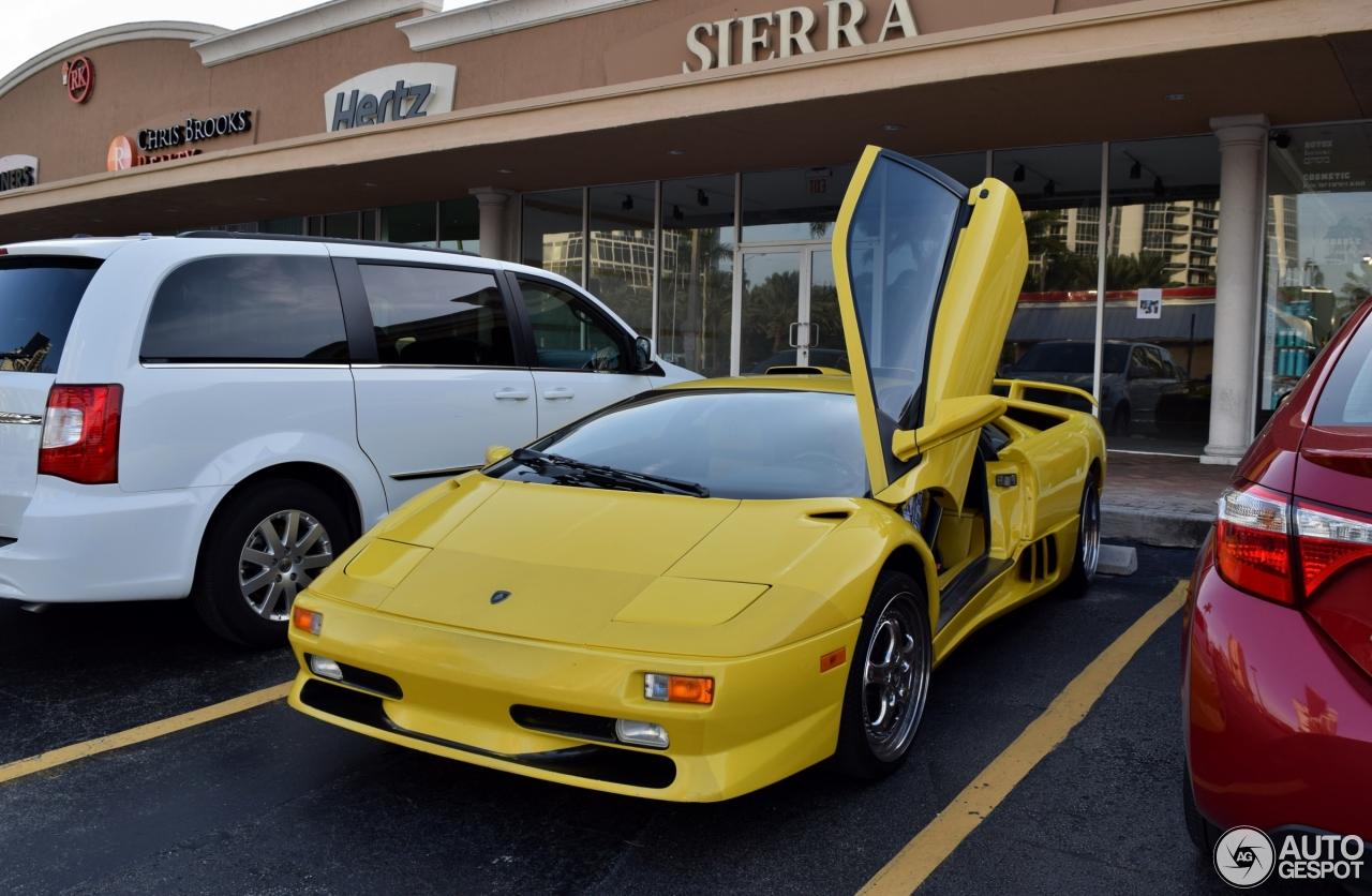 Lamborghini Diablo SV Monterey Edition  8 September 2016  Autogespot