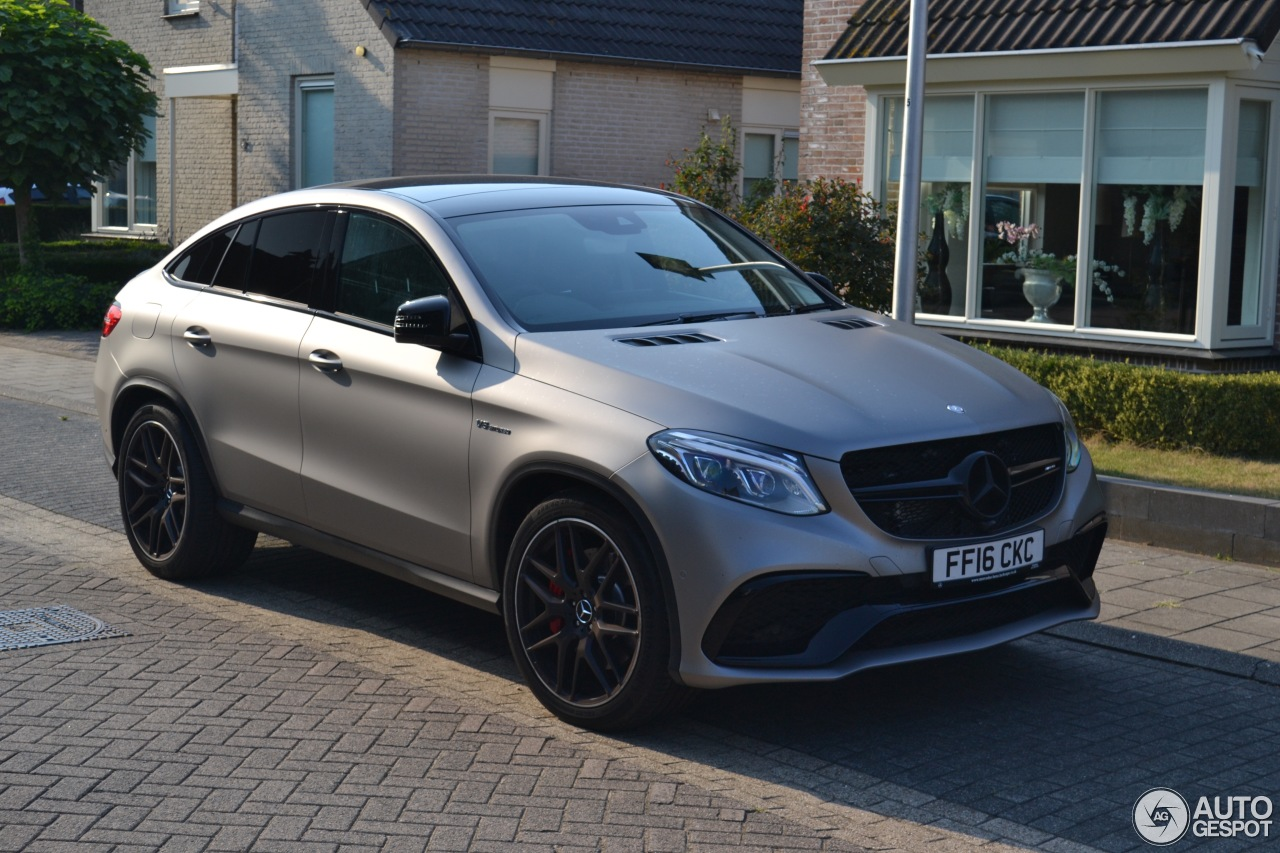 mercedes amg gle 63 s coup 8 september 2016 autogespot. Black Bedroom Furniture Sets. Home Design Ideas