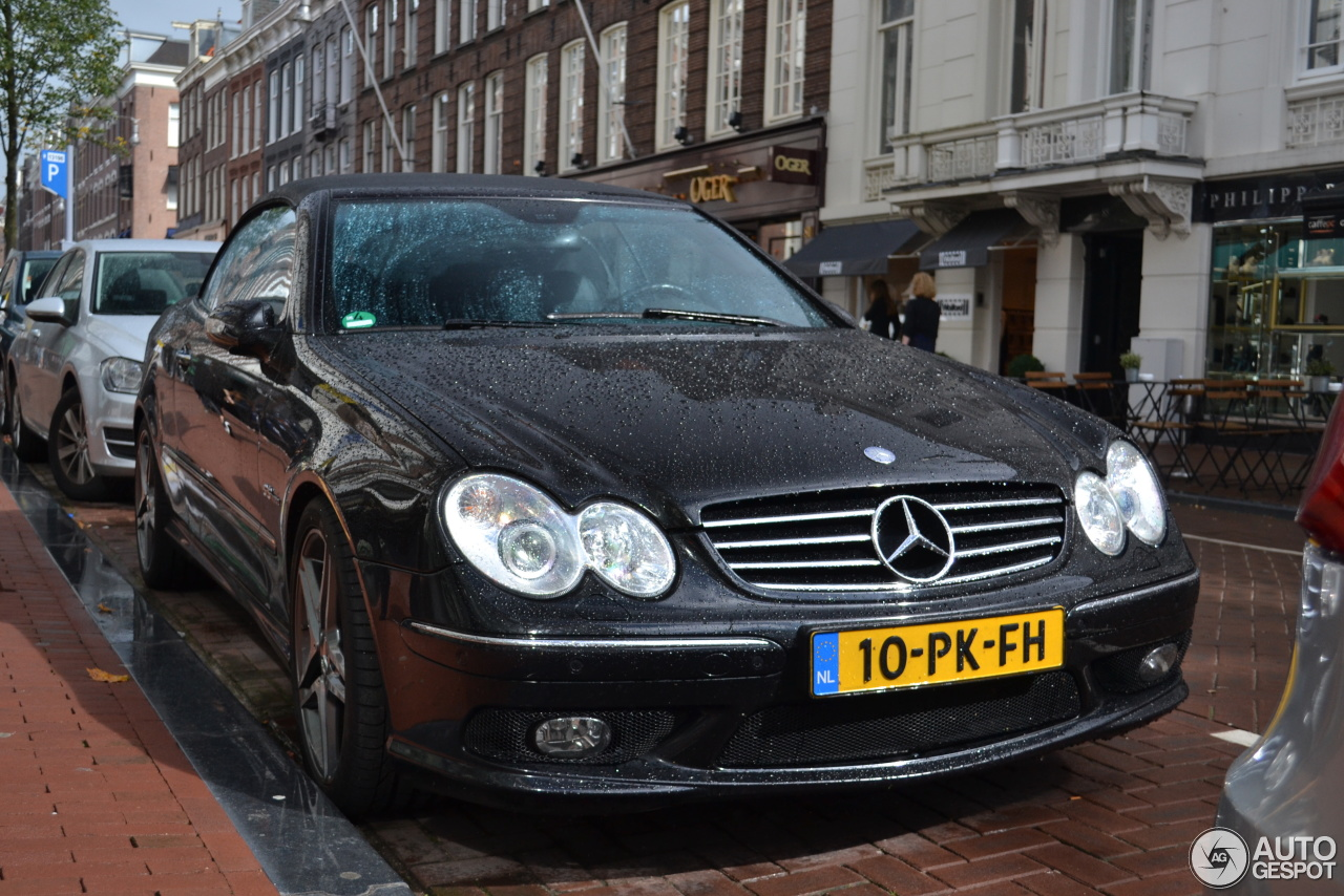 mercedes benz clk 55 amg cabriolet 8 september 2016 autogespot. Black Bedroom Furniture Sets. Home Design Ideas