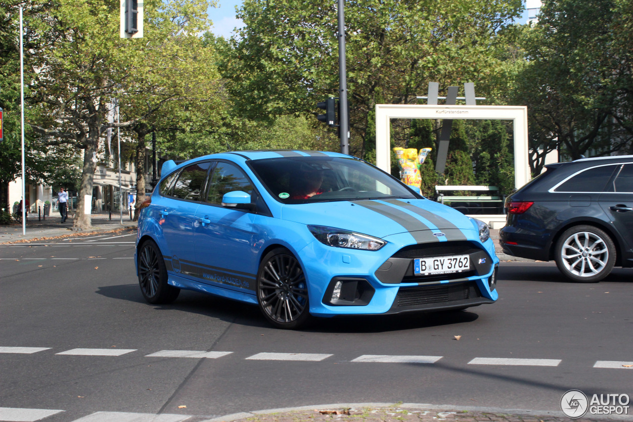 ford focus rs 2015 9 september 2016 autogespot. Black Bedroom Furniture Sets. Home Design Ideas