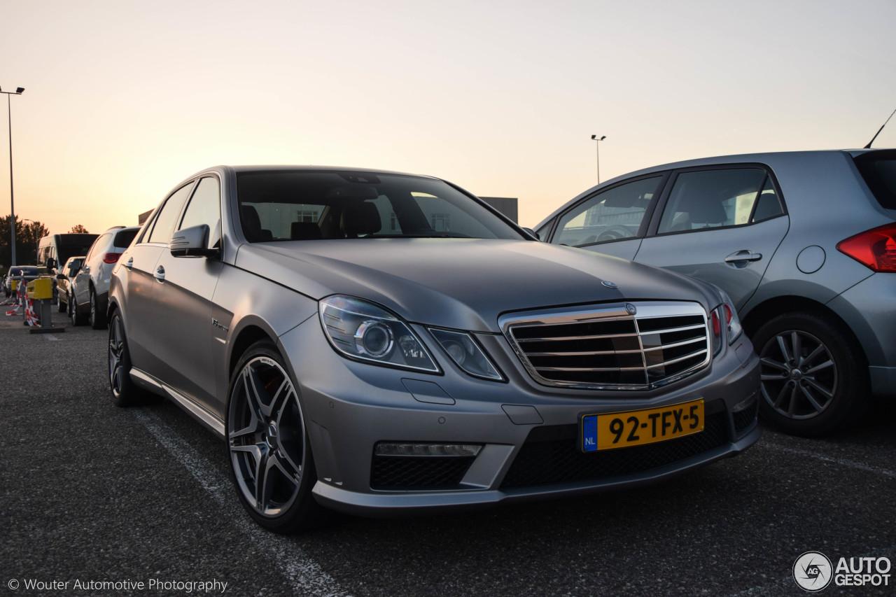 Mercedes benz e 63 amg w212 v8 biturbo 9 september 2016 for Mercedes benz v8 biturbo price