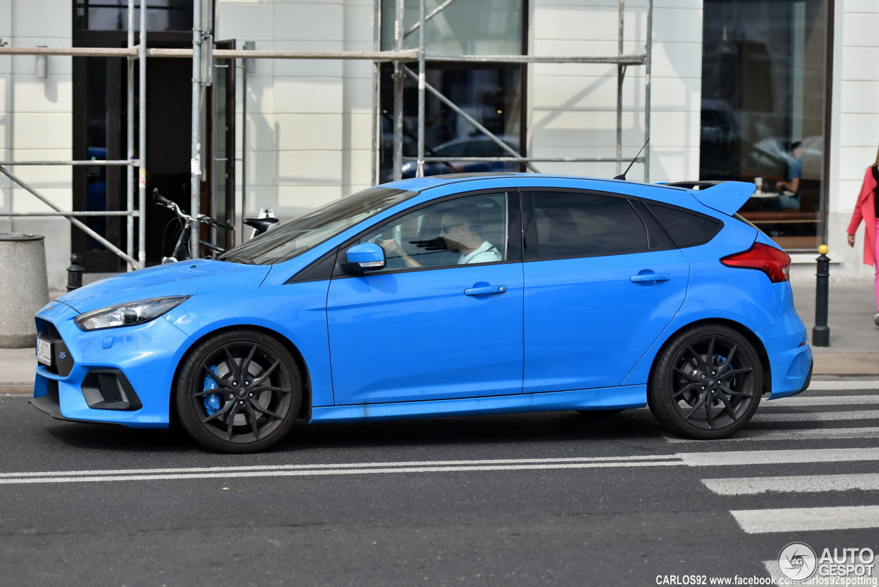 ford focus rs 2015 10 wrzesie 2016 autogespot. Black Bedroom Furniture Sets. Home Design Ideas